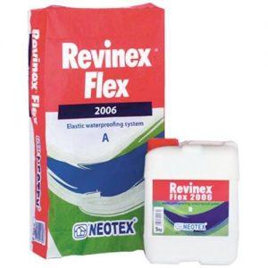 Màng chống thấm gốc xi măng Revinex Flex 2006