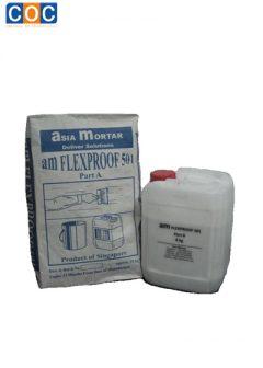 125. Asia Mortar Flexproof 501