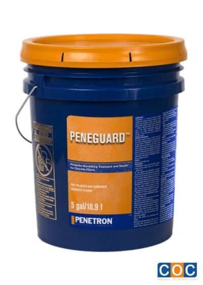 Chất tạo bóng và bảo vệ bê tông Peneguard