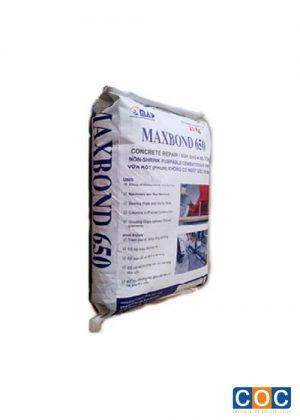 Vữa rót không co ngót Maxbond 650