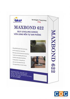 Vữa tự san phẳng Maxbond 622