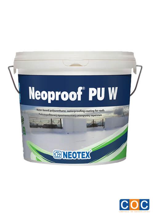 Màng chống thấm gốc PU Neoproof PU W