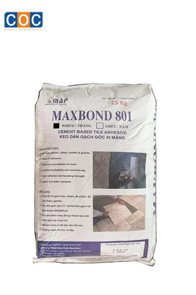 Keo dán mạch Maxbond 801