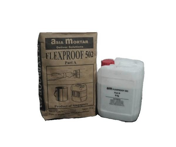 Màng chống thấm gốc xi măng AM Flexproof 502