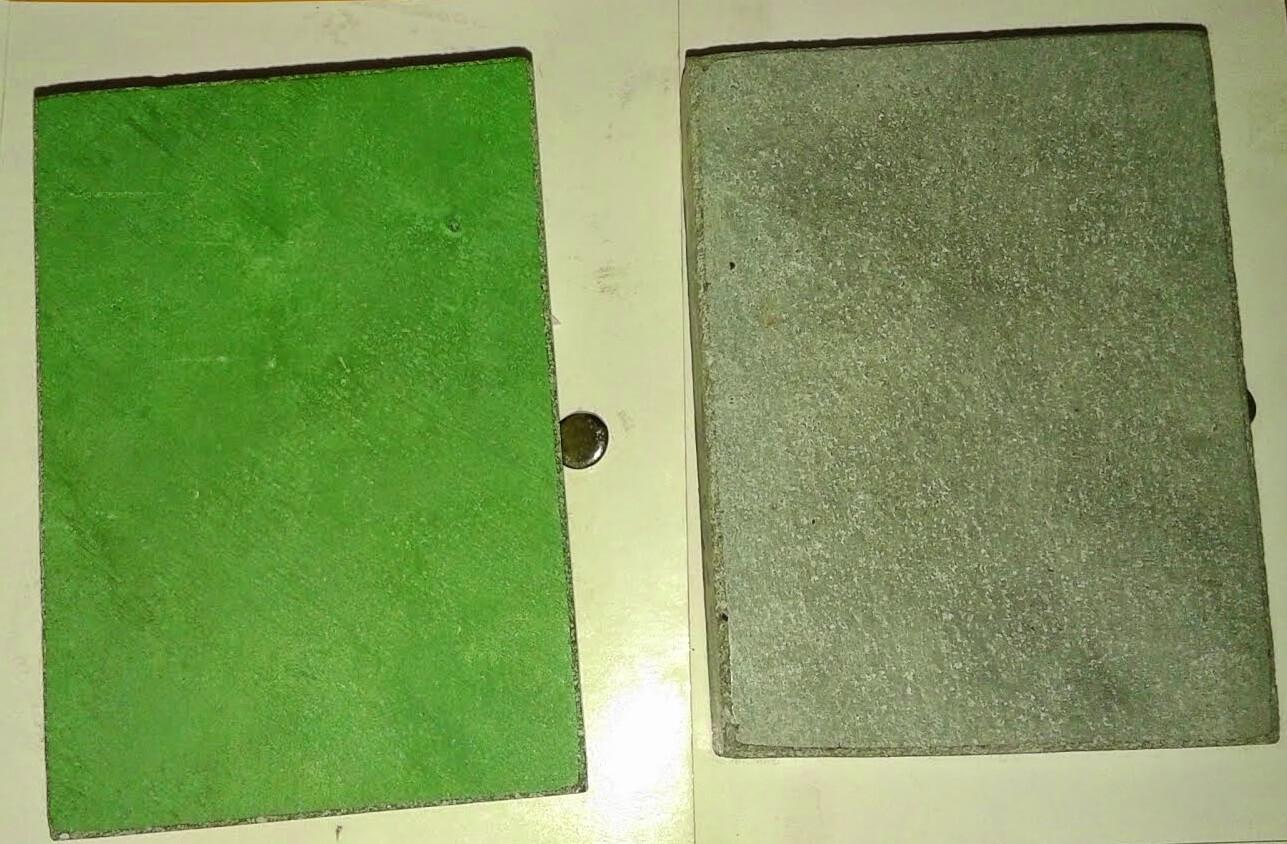 Bột tăng cứng sàn Sikafloor Chapdur xanh, xám