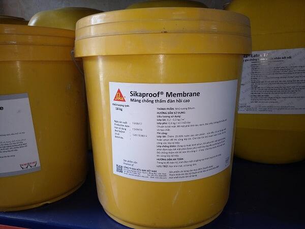 Màng Chống Thấm Gốc Bitum Sikaproof Membrane