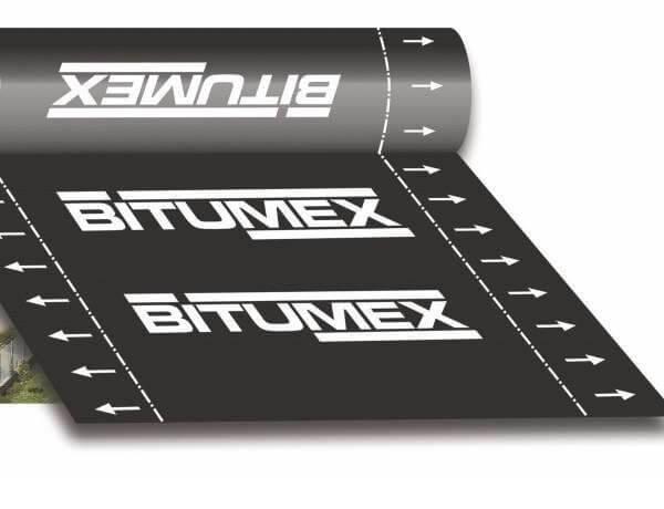 Màng Chống Thấm Tự Dính Bitumex Dày 2,0mm