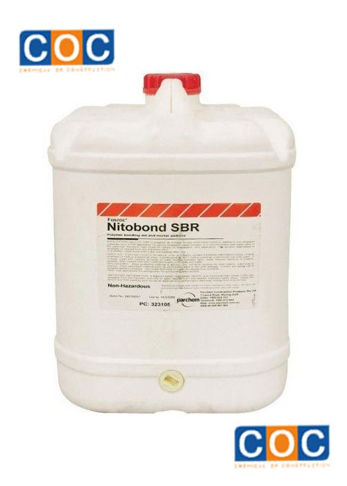 Nhũ tương chống thấm Nitobond SBR